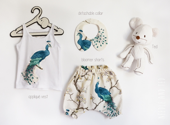 peacock pack shot