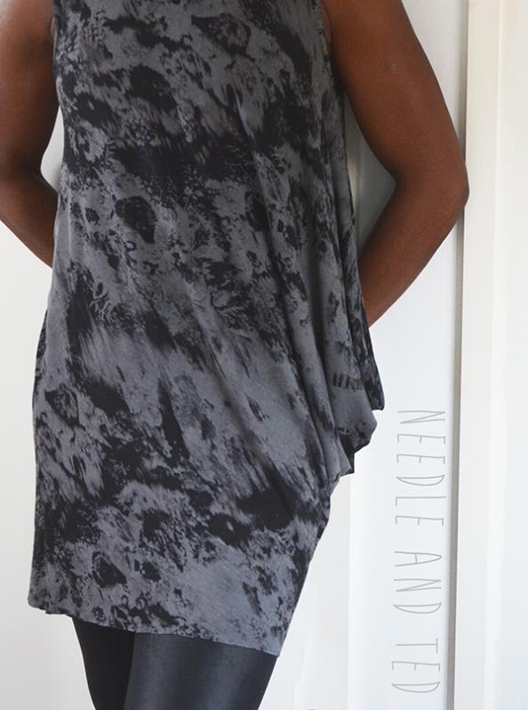 no2 one piece drape top 4