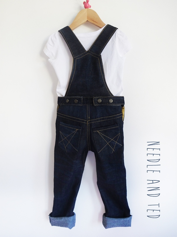 Small fry Dungarees ♥ Needle and Ted